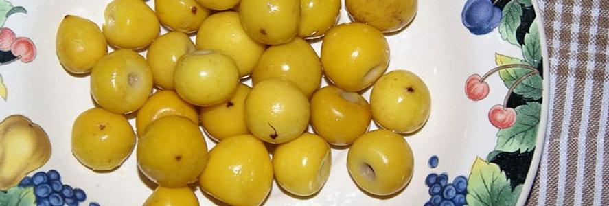 Nance (Byrsonima crassifolia)