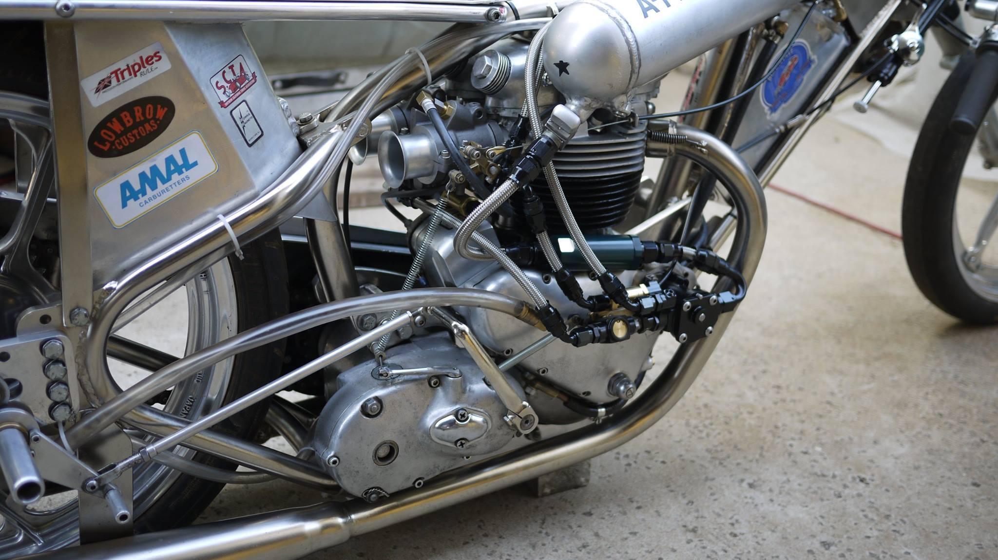 Alp Racing Engines - Vintage Pre Unit Triumph Motors