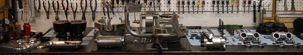 Alp Sungurtekin Pre unit Triumph Engine Rebuild