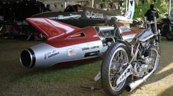 The Manta Ray - Gyronot - Streamliner at Barber