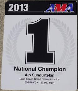 Alp AMA 650 M-VG Record