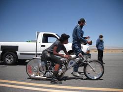 Mojave Mile