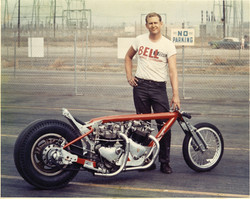 Don Harris Twin Engine Triumph