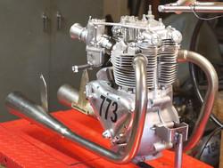 Alp 650 Racing Engine