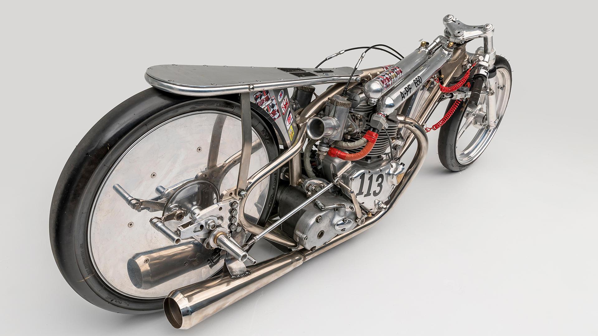 'Asymmetric Aero' Alp Racing Design