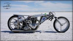 Alp Racing Design Pre Unit Triumph