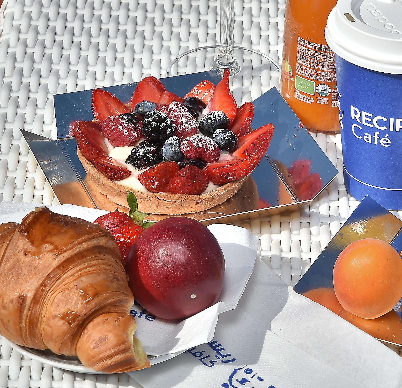 RECIPE CAFE' 0820