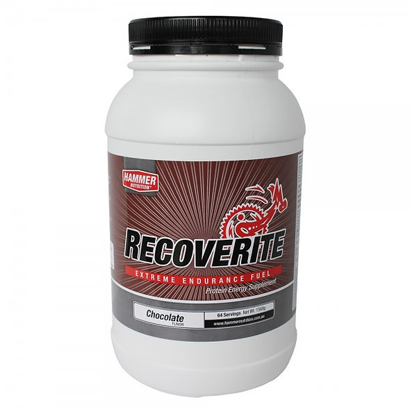 Recoverite - 64 Servings- Chocolate