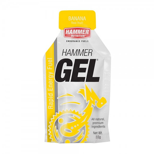Hammer Gel- Banana