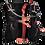 Thumbnail: Vapor Airess Race Vest 7L- Black/Fusion Coral