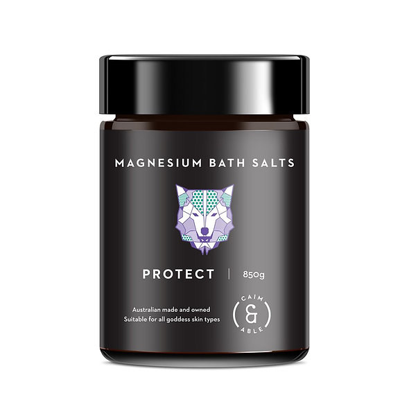 PROTECT MAGNESIUM BATH SALTS SKIN & SOUL SOOTHING 850g