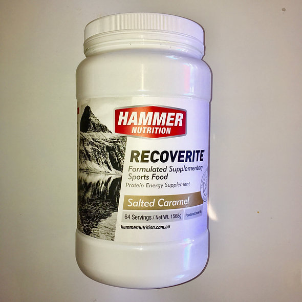 Recoverite - 64 Servings-Salted Caramel