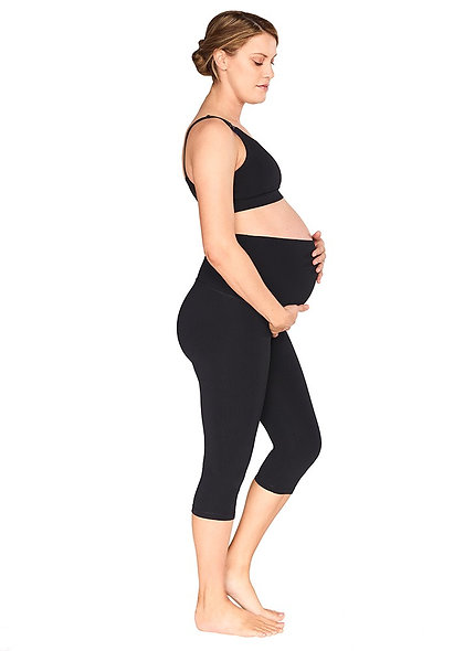 ACTIVE MUM HOLD ME 3/4 MATERNITY TIGHT