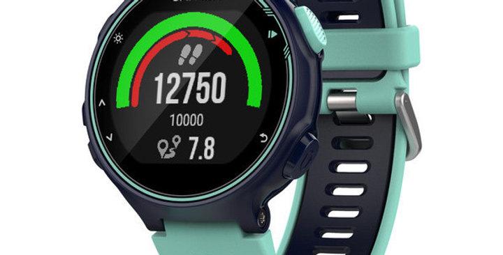 Garmin Forerunner 735XT Multisport Watch Frost Blue (with Optical HR)