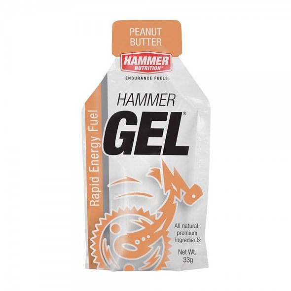 Hammer Gel-Peanut Butter