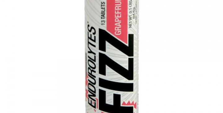 Endurolytes FIZZ- 13 Tablets -Grapefruit