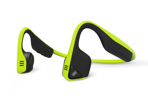 AFTERSHOKZ TREKZ TITANIUM Wireless Headphones- Ivy Green