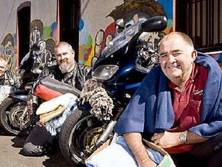 Club revs up for blanket run