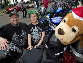 Toowoomba's motorbike riders should take a bow - (video)