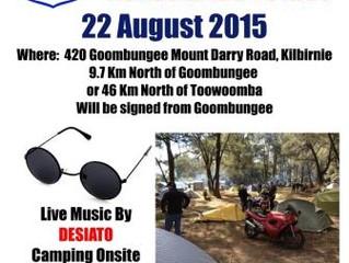 Kilbirnie Rally - a great success