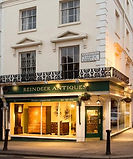 1988 – Present – Opened Reindeer Antiques in Kensington Church Street, London – Still Open now under new management.