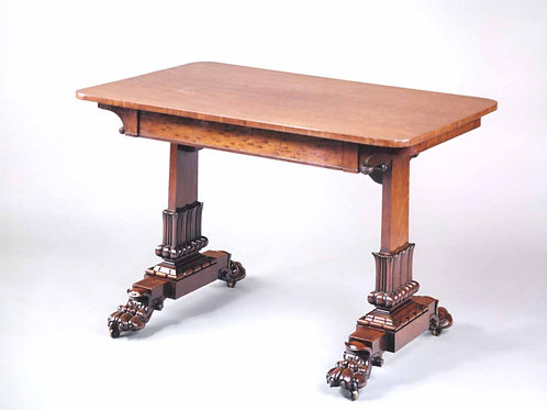 A Regency Period Mahgany Centre Table