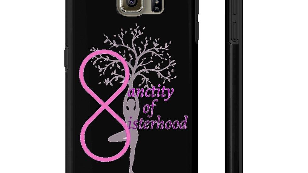 """Sanctity Of Sisterhood"" Case Mate Tough Phone Cases"
