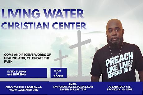 Copy of Church Conference Invitation Pos