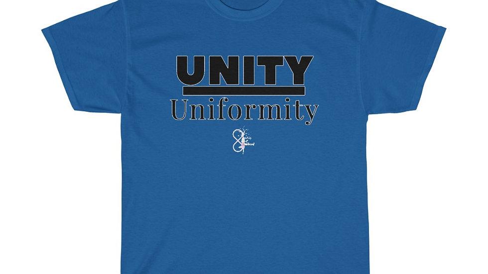 """""""Unity""""Unisex Heavy Cotton Tee"""