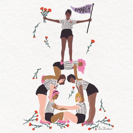 Fanfare Paper Goods_Womans Day