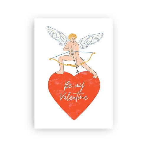 Eros - Postkarte