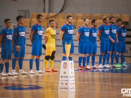 FK NIKARS/GHETTO kļūst par 1. līgas čempioniem - izcīnot trīspadsmito čempionu titulu pēc kārtas.