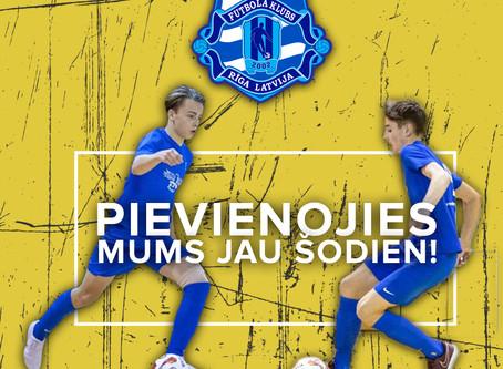 """Futbola skola """"Nikars"""" aicina pieteikties futbola nodarbībām"""