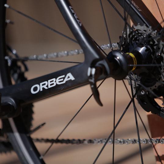 Orbea orca bike hire