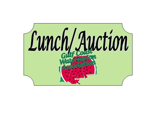 Lunch/Auction Ticket - Member Rate