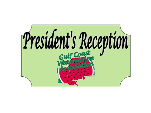 President's Reception Ticket - Non-Member Rate