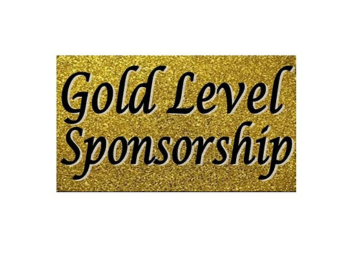 Gold Level Sponsorship