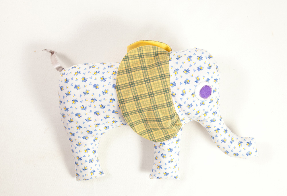 Quilted Elephant 3
