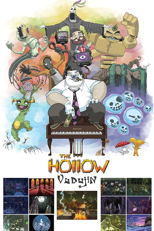 The Hollow (Poster) 11x17