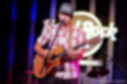 Mack Spellman, Stereo Drive-By, live in Hollywood California, acoustic rock music
