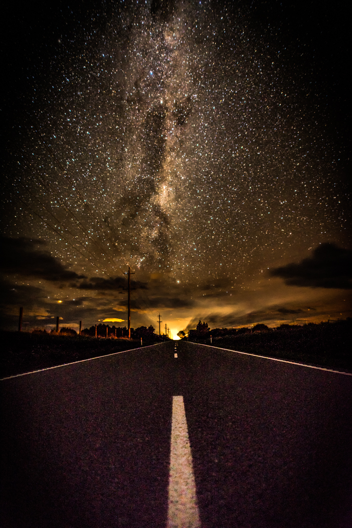 Milkyway grows out the Street