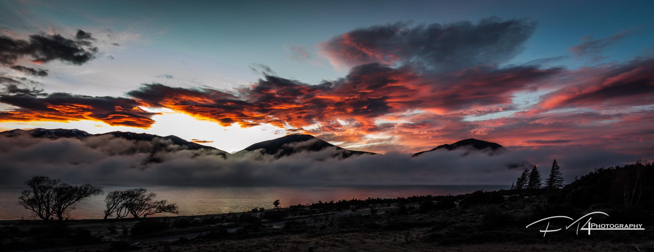 Ohau's sunrise