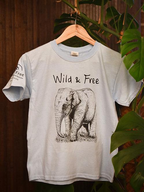 Elephant T-shirt (child)
