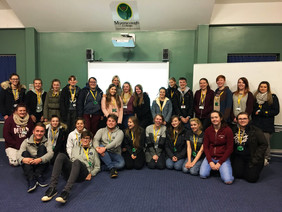 Wild&Free presentation at Myerscough College