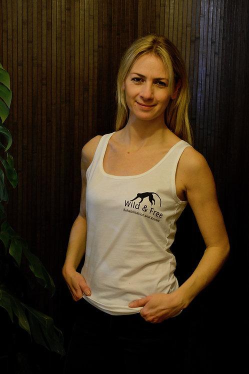 Wild & Free Woman's Vest