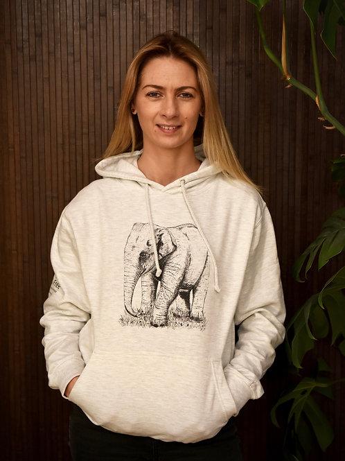 Elephant Hoodie (Unisex adult)