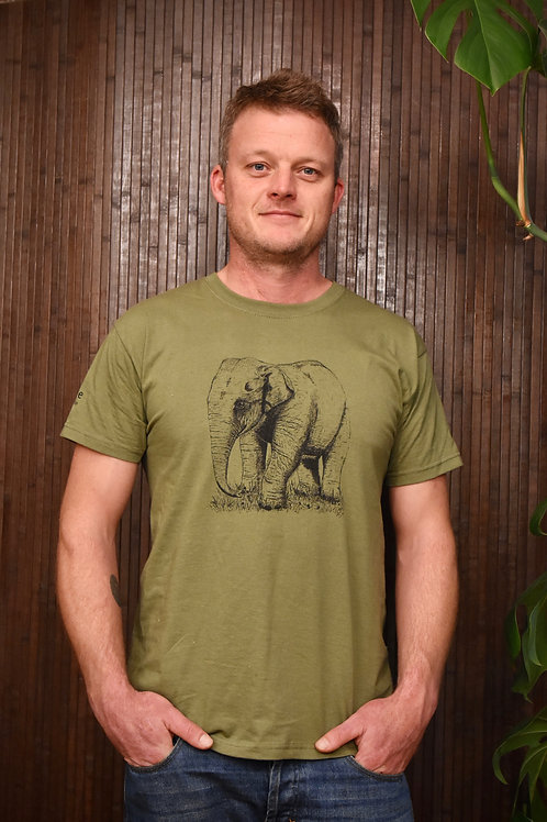 Elephant T-shirt (adult)