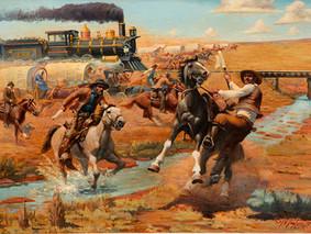 Oklahoma's MANY Land Runs & Openings