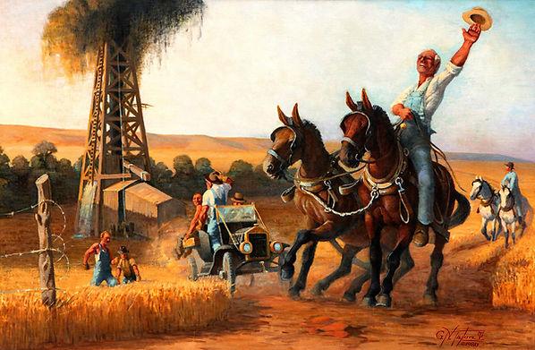 Oklahomans beautiful artwork
