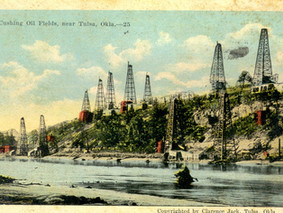 Cushing — Oklahoma's Wild Oil Boom Town
